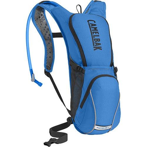 Ratchet Hydration Pack, Cycling -Carve Blue/Black