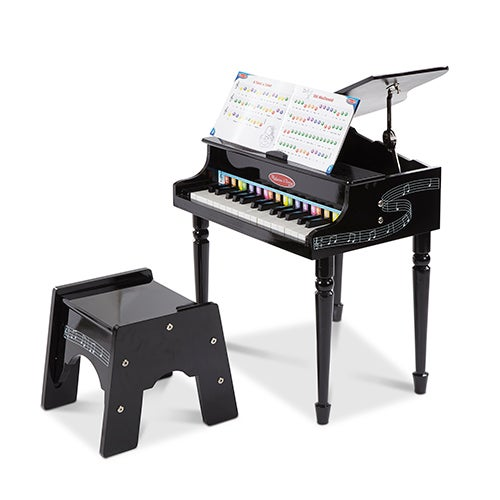 Learn to Play Classic Grand Piano, Ages 4-6 Years