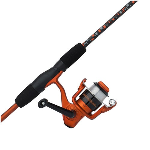Amphibian Spinning Youth Combo, 2-Piece 5ft 6in Rod