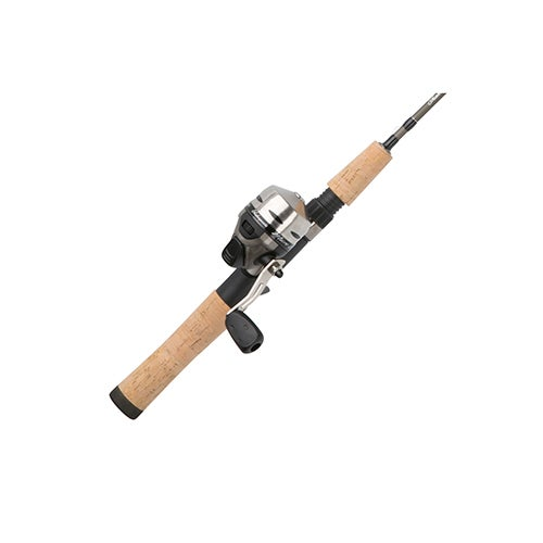 Micro Series Spincast Combo, 4ft 6in, 1-Piece Rod