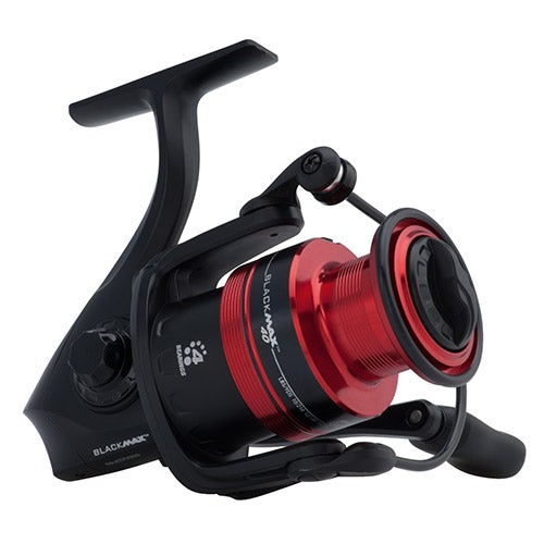 BlackMax Spinning Reel, Size 30