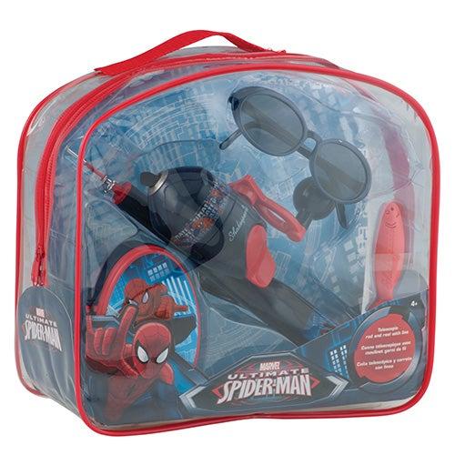 Spiderman Fishing Backpack Kit