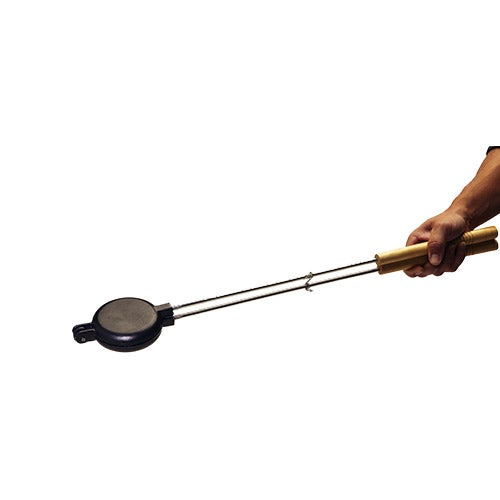 Pre-Seasoned Cast Iron Round Pie Cooker