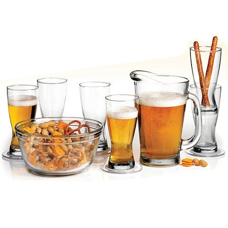 14 Pc. Beer Party Set