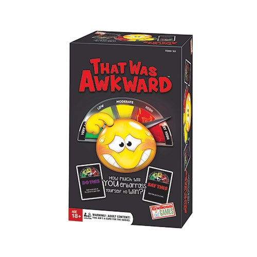That Was Awkward Adult Board Game, Ages 18+ Years