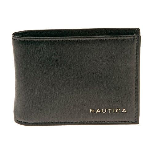 Slim Fold Wallet, Black