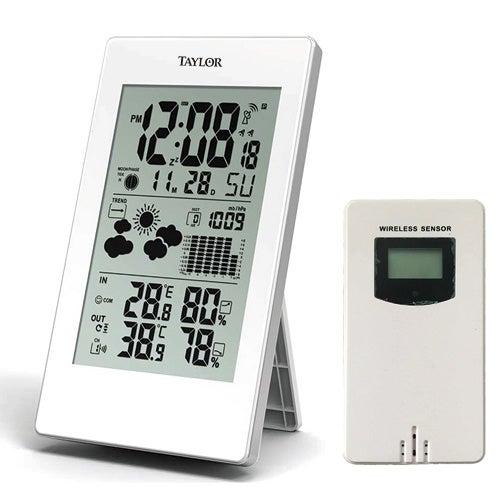 Digital Weather Forecaster w/ Barometer