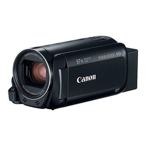 Vixia HF R800 Camcorder, Black