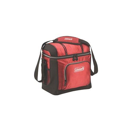 16-Can Soft Cooler, Red