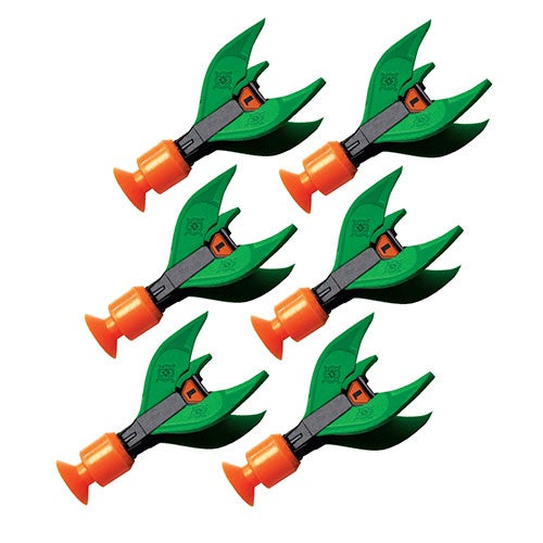 Micro Missiles 6 Pack, Ages 8+ Years
