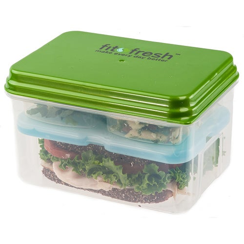 Fit & Fresh 7 Pc. Lunch on the Go Set