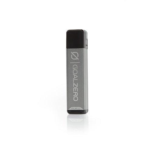 Flip 10 Recharger, Charcoal Gray