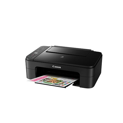 Pixma TS3120 Wireless Inkjet All-In-One Printer, Black
