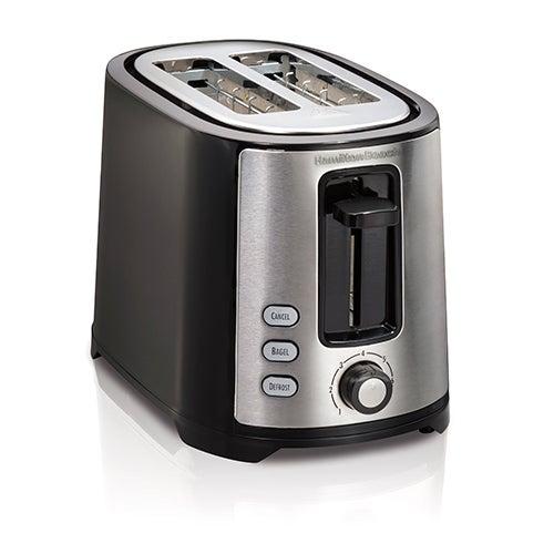 Extra Wide Slot 2-Slice Toaster