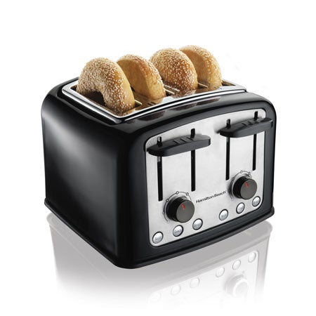 4 Slice SmartToast Extra-Wide Slot Toaster