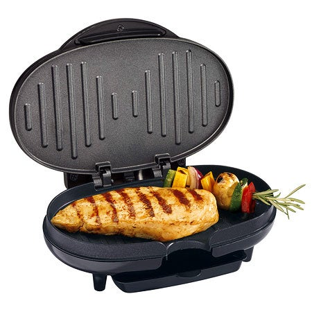Compact Indoor Grill