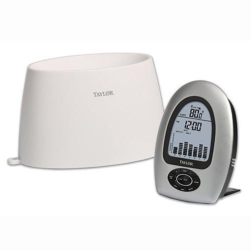 Wireless Digital Rain Gauge w/ Thermometer