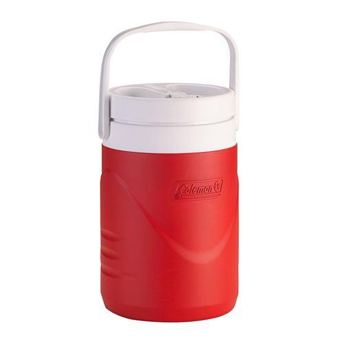 Teammate 1 Gallon Beverage Cooler, Red