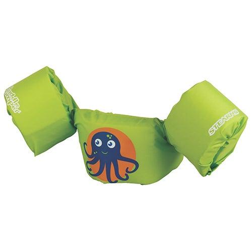 Puddle Jumper Octopus Vest, Green