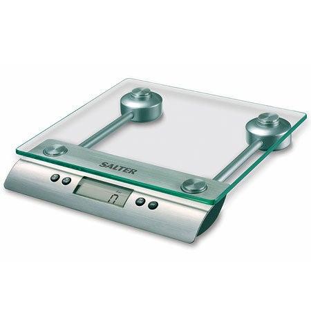 Aquatronic Glass Electronic Kitchen Scale