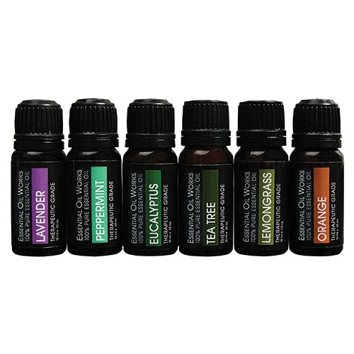 Top 6 Collection Essential Oils