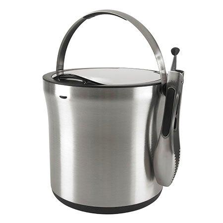 SteeL 3 Pc. Ice Bucket