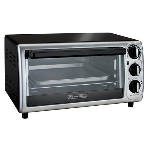 4-Slice Modern Toaster Oven