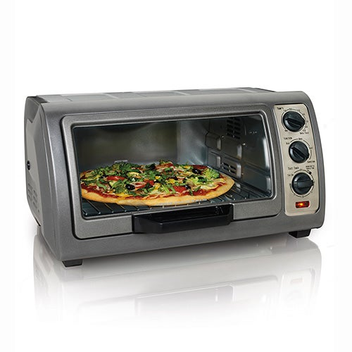 6-Slice Easy Reach Convection Toaster Oven