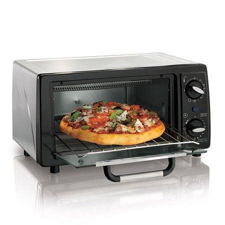 4 Slice Capacity Toaster Oven