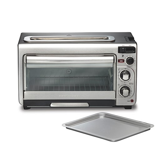 2-in-1 Oven and Toaster