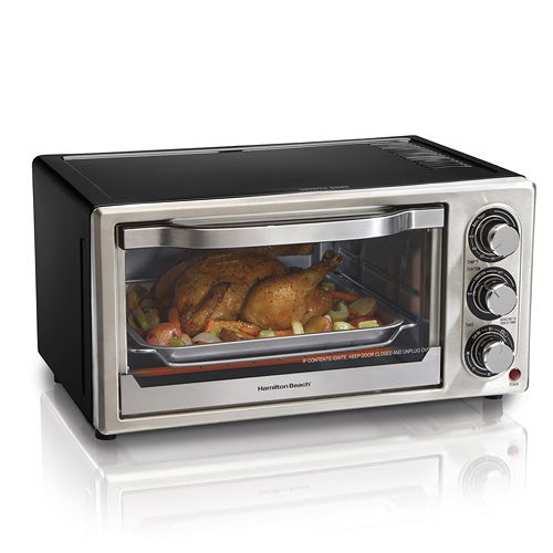 Convection 6 Slice Toaster Oven