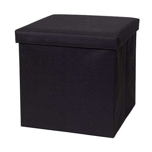 Fold N Store Hamper, Black
