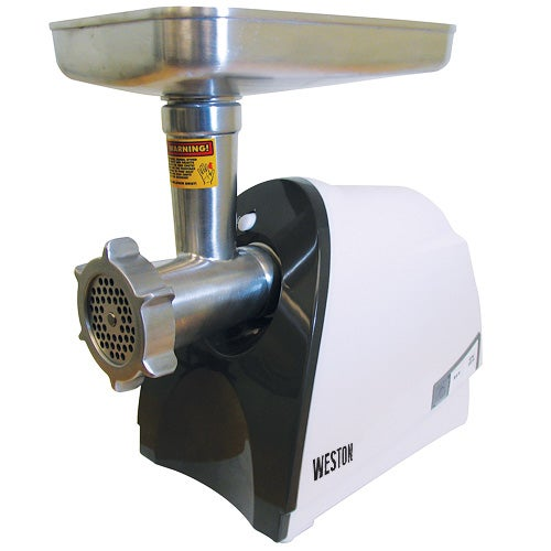 Heavy Duty Electric Meat Grinder & Sausage Stuffer