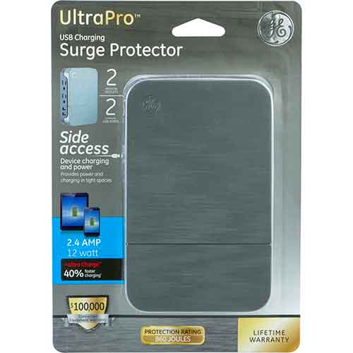 Ultra Pro USB Charging Surge Protector