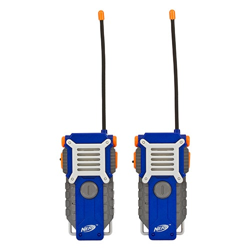 Nerf 1000-Feet Walkie Talkies