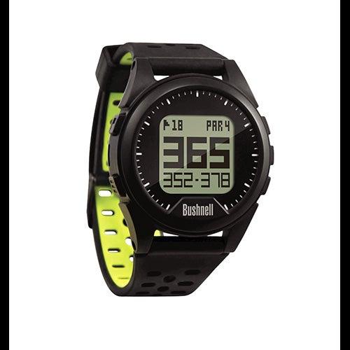 Neo iON Golf GPS Watch, Black/Green