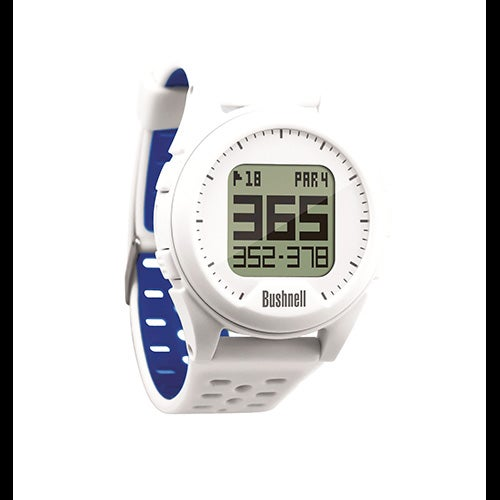 Neo iON Golf GPS Watch, White/Blue
