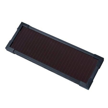 2 Watt Aluminum Solar Battery Maintaner
