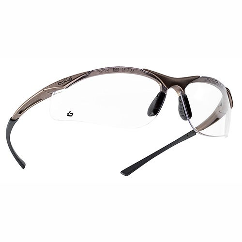 Contour Clear Lens Safety Eyewear