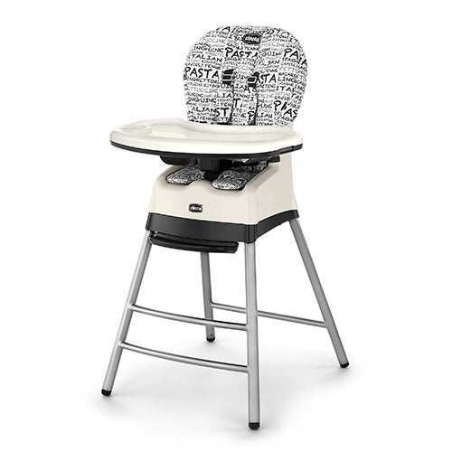Stack 3-in-1 Highchair, Pasta