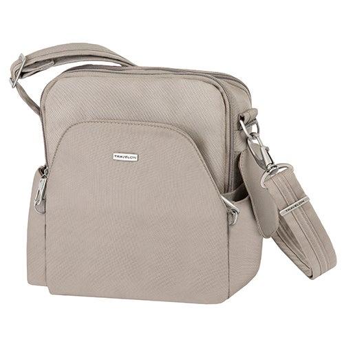 Anti-Theft Classic Travel Bag, Stone