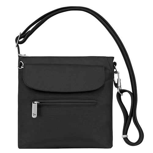 Anti-Theft Classic Mini Shoulder Bag, Black