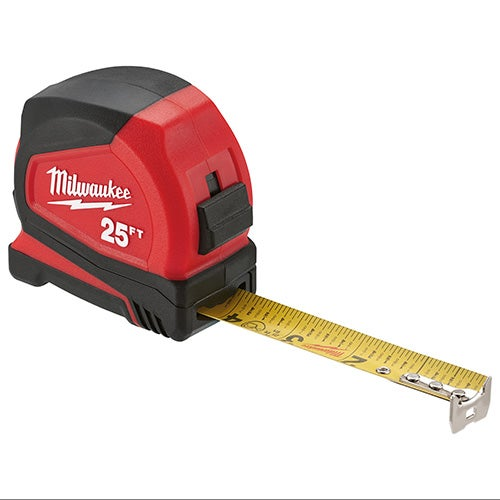25ft Compact Tape Measure