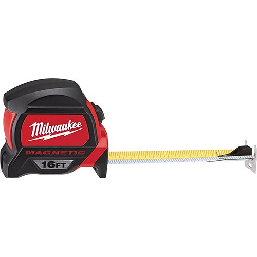 16Ft Magnetic Tape Measure