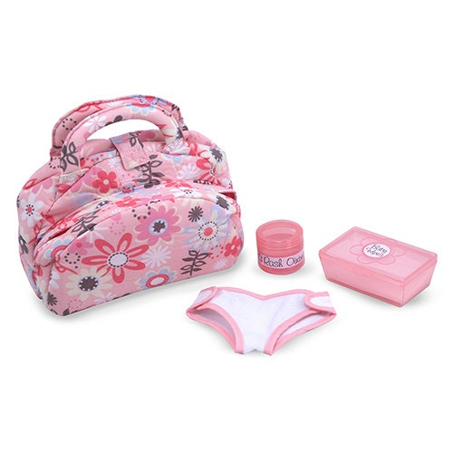 Mine to Love - Doll Diaper Changing Set, Ages 3-6 Years