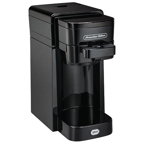 Coffeemaker Single Serve, Black