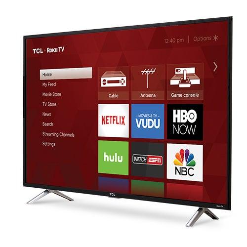 "49"" Roku Smart TV"