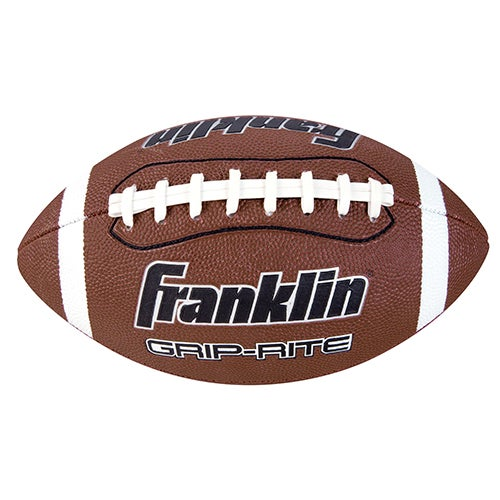 GRIP-RITE Official Size Football, Deflated