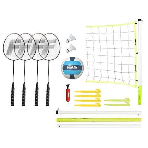 Advanced Volleyball/Badminton Set