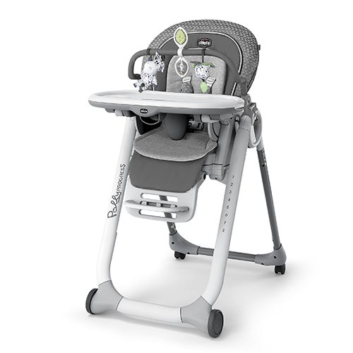 Polly Progress Relax Highchair, Silhouette
